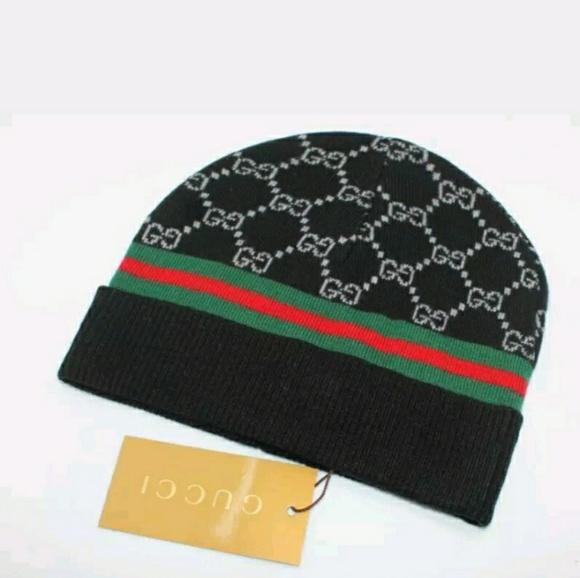 74077a777f7c Gucci Accessories - Gucci unisex monogram hat B.N.W.T.